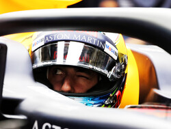 Ricciardo confirms MGU-K issue affected his race pace