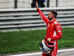 Sebastian Vettel op pole voor Hamilton, Max Verstappen op plaats vijf