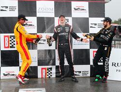 Hunter-Reay en Newgarden toegevoegd aan startlijst voor Race Of Champions