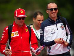 Kubica vond het moeilijk om ontwikkelingsrol bij Ferrari af te wijzen