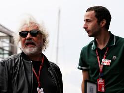 Briatore backs Ferrari over management change