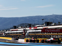 Changes made to Paul Ricard pit entry