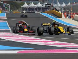 Paul Ricard voorzien van nieuw asfalt en nieuwe pitsingang