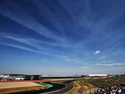 Silverstone zal opnieuw voorzien worden van nieuwe asfaltlaag