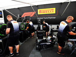 Pirelli instructs teams to increase tyre pressures
