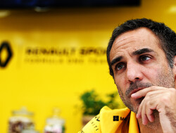 "Renault ""lucky"" to be ahead of Haas"