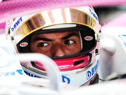 Latifi vervangt Sergio Perez tijdens eerste vrije training in Rusland