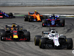 Stroll credits 'wise' approach for lap one success