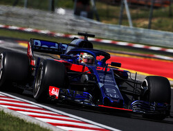 Sean Gelael rijdt eerste vrije training in Austin voor Toro Rosso
