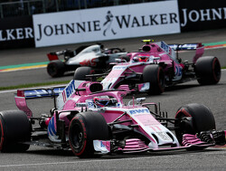 Perez: Ocon quicker in qualifying, but not in races