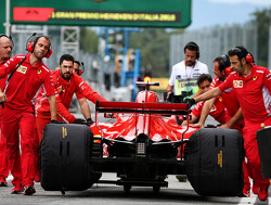 FP2: Vettel fastest despite spin, Ericsson crashes hard