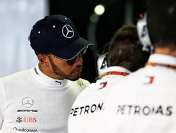 Hamilton 'sad' to see McLaren and Williams struggle
