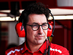 Binotto receives support from former team boss Minardi