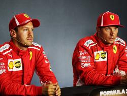 Vettel ziet geen problemen voor Ferrari na kwijtraken Kvyat en Giovinazzi
