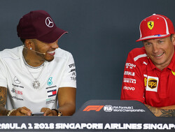 Hamilton: Ferrari dropping Raikkonen makes no sense