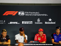 Press conference schedule for 2018 Russian Grand Prix