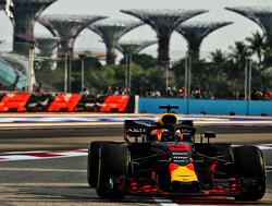 FP1: Ricciardo leads Red Bull 1-2 in Singapore