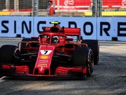 FP2: Raikkonen leads Hamilton after second practice