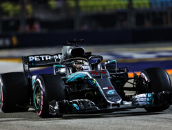 Hamilton beats Verstappen to victory in Singapore