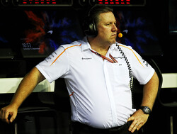 Brown: Seidl ensures no distractions at McLaren