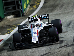 "Sirotkin ""gave it everything"" in Singapore"