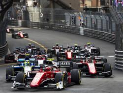 Formule 2 houdt zelfde kalender in 2019, slechts 8 Formule 3-weekenden