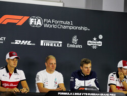 Press conference schedule for 2018 Japanese Grand Prix