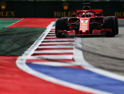 <strong>FP1:</strong> Vettel heads opening session in Sochi