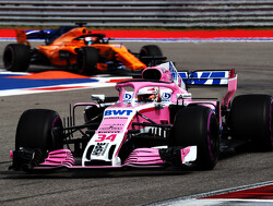 Force India still aiming to top McLaren