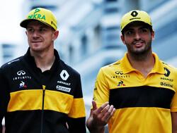 """Sainz: """"Hülkenberg zou meteen races winnen bij een topteam"""""""