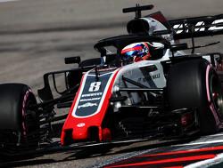 """Grosjean: """"Vierde of vijfde zou een geweldige prestatie zijn voor Haas"""""""