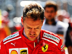 Vettel unhappy with partial track resurfacing