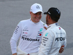 Wolff: Hamilton-Bottas pairing like 'Alice in Wonderland' compared to Hamilton-Rosberg rivalry