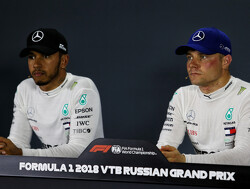 Bottas has 'always understood' why Hamilton's been quicker