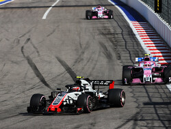 Haas dient protest in tegen Force India
