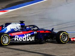 Toro Rosso rijdt dit weekend met KFC als sponsor