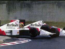 """Irvine: """"Klappen van Senna overschaduwen mijn sterke debuutrace"""