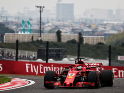 Vettel admits concern over Ferrari's tyre performance