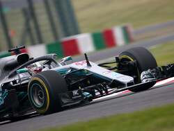 FP2: Hamilton fastest again, Ferrari struggle to keep up