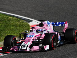 Perez targeting 'theoretical fourth' for Force India