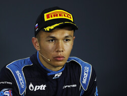 Albon: No time to waste getting up to speed