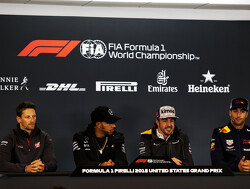 Press conference schedule for 2018 Mexican Grand Prix