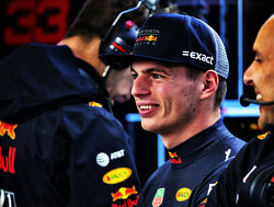 Verstappen not expecting glory in Brazil