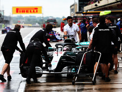 <strong>FP1:</strong> Hamilton tops wet session ahead of Bottas