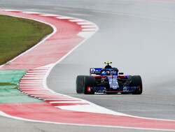 Gasly pleased with 'productive' Friday