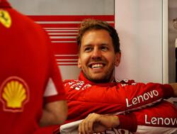 Vettel hoopt in de toekomst op Mick Schumacher als teamgenoot