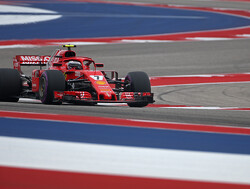 <strong>US GP:</strong> Raikkonen wins, title fight goes to Mexico