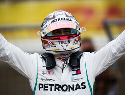 Hamilton aiming to end 'intense pressure' of title fight in Mexico
