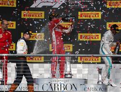 Verstappen gaat Hamilton nog niet voorbij in de Power Rankings