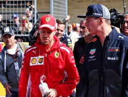 """Verstappen: """"Ricciardo heeft bewezen dat Vettel geen magische coureur is"""""""